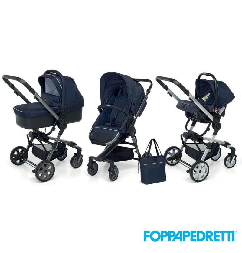 Foppapedretti Trio Completo...