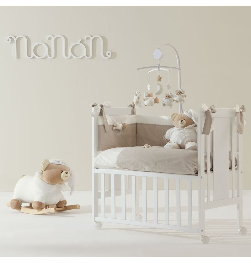 Nanan Lettino Mini-Me +...
